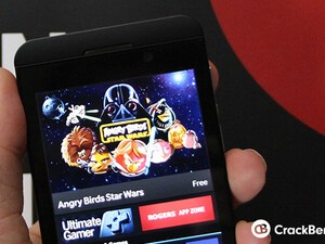 Angry Birds Star Wars for BlackBerry 10 now available for FREE in BlackBerry World
