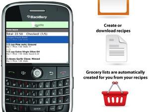 New: Appetite for BlackBerry!