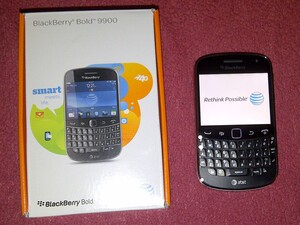 Petition: Dear AT&T, We want the BlackBerry Bold 9900 Now!