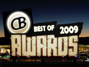 CrackBerry Best of 2009 Awards Winners Announced!