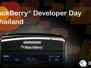 BlackBerry Developer Day Coming up in Thailand