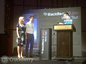 BlackBerry 10 Jam World Tour reaches Israel