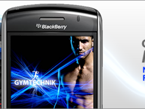 Gym Technik for BlackBerry Updated - Now Compatible with OS 5.0; Contest: Free 1-yr Premium Subscription up for Grabs!