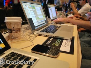 This is how BlackBerry is starting to win over the media