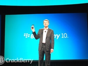 Why it wouldn't make sense for RIM to initially launch a BlackBerry 10 phone with a physical keyboard