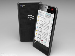 How's this for a full touchscreen BlackBerry 10 Bold?