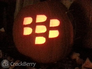 Happy Halloween from CrackBerry.com - Don't forget about our Costume Contest and ShopCrackBerry Halloween Sale!