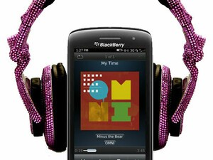 More Details on new BlackBerry Music sharing service emerge!