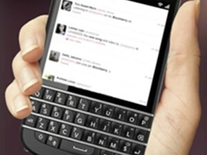 CrackBerry Asks: Initial reactions to the first BlackBerry 10 phone with keyboard image?