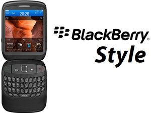 BlackBerry 9670 clamshell to be branded the BlackBerry Style!