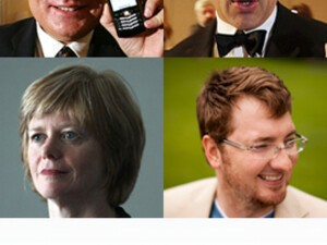 CrackBerry Asks: Who should be Chairman of the Board of Research In Motion?