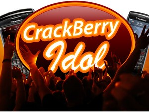 CrackBerry Idol Quick Update - How Voting Will Work, Round Two Changes and More!