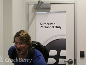 Get Ready... CrackBerry is home from BlackBerry HQ and we have LOTS to talk about!