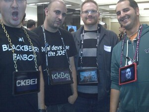 Tune in at 3:30pm EDT / 12:30pm PDT for CrackBerry LIVE Video Podcast - BlackBerry DevCon 2011 Highlights and Wrap Up!