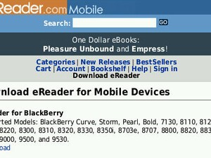 eReader Pro - World's largest eBooks Store on your Berry