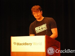 Five Important Observations from BlackBerry World 2012