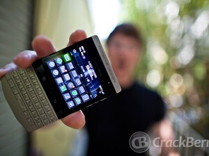 Where to buy the Porsche Design P'9981 Smartphone from BlackBerry