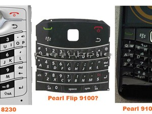 Friday Fun Speculation: Could RIM Also Be Working on an Update to the BlackBerry Pearl Flip?