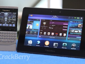 RIM confirms BlackBerry 10 heading to the PlayBook
