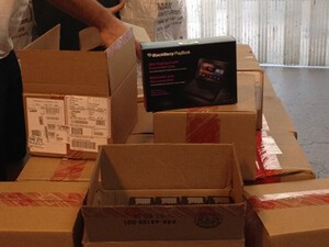 ShopCrackBerry Update: More BlackBerry PlayBook Mini Keyboards shipping out today!