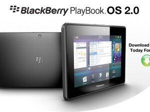 BlackBerry PlayBook OS 2.0 Now Available for Download!
