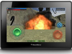 Developer Stories: My experience thus far in porting Tank Recon 3D to the BlackBerry PlayBook