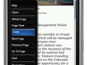 RepliGo Reader for BlackBerry Smartphones