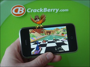 Round Robin Review: CrackBerry on the Ahh Frak Phone 3G