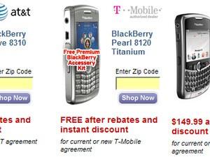 Buy Your Next BlackBerry From CrackBerry!