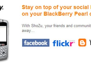 Review: Shozu for BlackBerry Smartphones