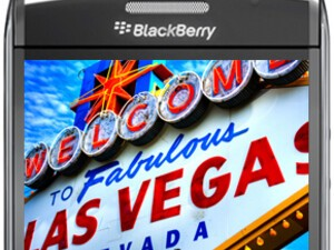 So What Was My Final Takeaway From CES 2010? That Sin City RUNS on BlackBerry Smartphones!