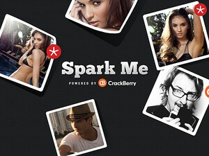 FREE Must Have BlackBerry 10 App: Create your own Spark or CrackBerry avatar with Spark Me!
