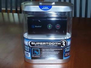 Review: BlueAnt Supertooth 3 Bluetooth Speakerphone