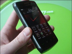 Official OS 5.0.0.607 for the BlackBerry Storm2 Available from Verizon Wireless