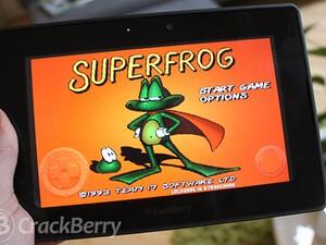 Talking retro gaming on BlackBerry with Amiga's Bill McEwen