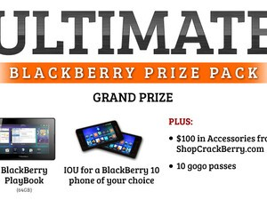 Mobile Nations Passport Contest: Win the Ultimate BlackBerry Prize Pack!
