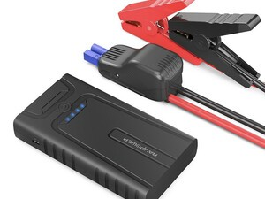 Keep RAVPower's $30 jump starter and portable battery in your car