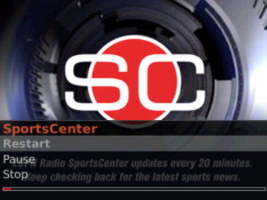 ESPN Radio for BlackBerry now available