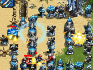 Mega Tower Assault for BlackBerry Smartphones now available