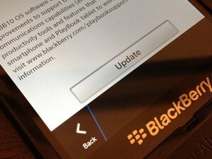 BlackBerry 10 Dev Alpha OS update coming on January 30th
