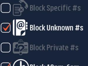 Do Not Disturb Automatically Blocks Incoming Calls
