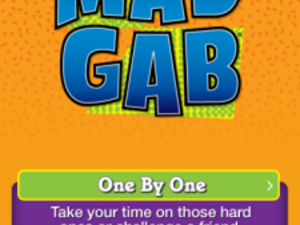 Classic card game MAD GAB comes to BlackBerry