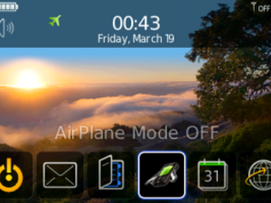 Free AirPlane Mode App Turns Off Your Wireless Connections for Safe Flying