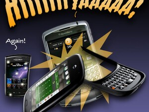 Top 8 Reasons Why Palm Pre's Got Nothin' on BlackBerry