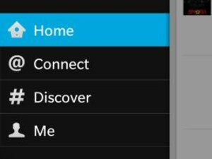 Leaked screens show off native Twitter app for BlackBerry 10