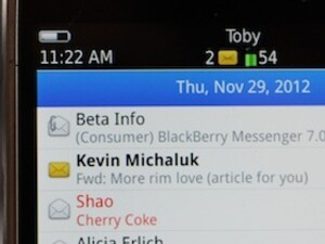 CrackBerry Asks: Do you use PIN to PIN messaging on your BlackBerry?