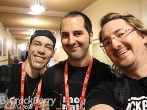 Special Edition CrackBerry Podcast - Randomness and Goodness... Live at BBJam 2012!