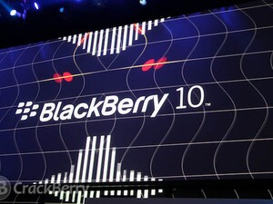 "Says BlackBerry CEO, ""We're not in the spec race... we're in the experience race"""