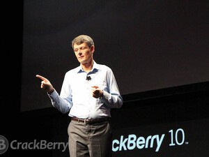 BlackBerry 10 BBM to support 'enhanced communication activities' beyond just texting