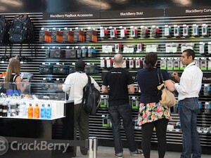 BlackBerry wins or loses based on the consumer, not the enterprise.